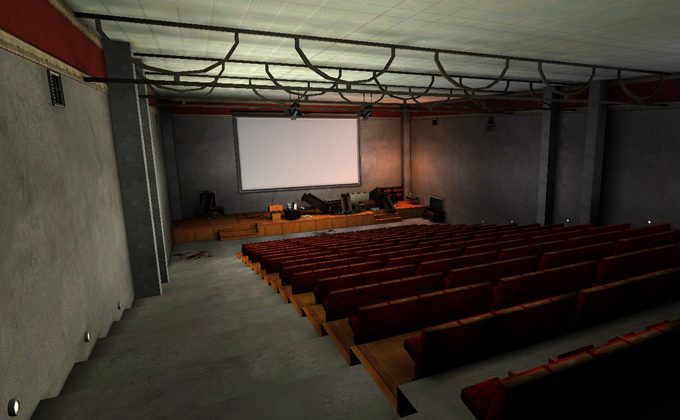 SP-Lecture Hall